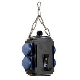 BACHMANN Energiewürfel 4-fach, IP44