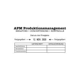 COLOP Datumstempel Expert 3960, 10-zeilig, konfigurierbar
