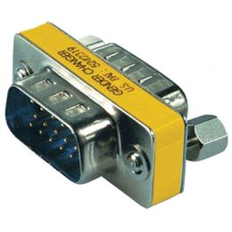 shiverpeaks BASIC-S Mini-Gender Changer 15 Pol VGA Stecker -