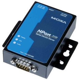 MOXA Serial Device Server, 1 Port, RS-422/485, Nport-5130