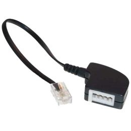 shiverpeaks BASIC-S Telefon-Adapterkabel, RJ45 Stecker -
