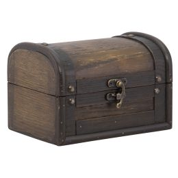 Securit Schatztruhe Treasure Antique, aus Spannholz