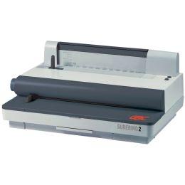 GBC Elektrisches Bindegerät SureBind System2, grau/anthrazit