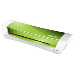 LEITZ Laminiergerät iLam Home Office A4, bis DIN A4, grün
