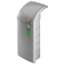 Hailo Wertstoffbehälter ProfiLine WSB-K, 120 Liter, grau