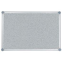 MAUL Strukturtafel 2000, (B)900 x (H)1.800 mm, grau