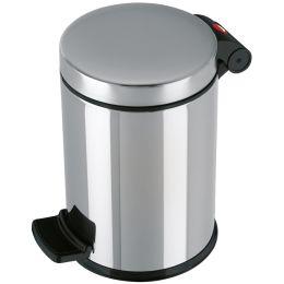 Hailo Tret-Kosmetikeimer Solid S, 3 Liter, silber