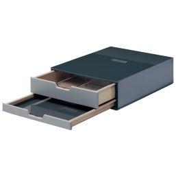 DURABLE Schubladenbox COFFEE POINT S, mit 2 Schubladen