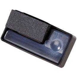 REINER Ersatzstempelkissen COLORBOX, Größe 1, schwarz