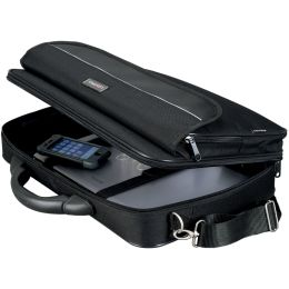 LiGHTPAK Notebook-Tasche ELITE, Größe L, Nylon, schwarz