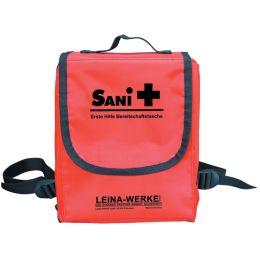 LEINA Erste-Hilfe-Bereitschaftstasche SANI, 26-teilig, rot