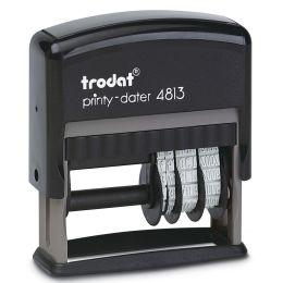 trodat Datumstempel Printy Dater 4813, konfigurierbar