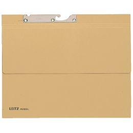 LEITZ Einfachst-Pendeltasche, mit Tasche, A4, natron