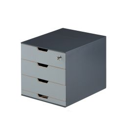 DURABLE Schubladenbox COFFEE POINT, mit 4 Schubladen