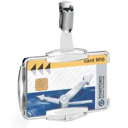 DURABLE Ausweishalter RFID SECURE MONO, für 1 Ausweis