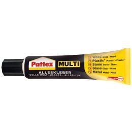 Pattex Alleskleber Multi, lösemittelfrei, 20 g Tube