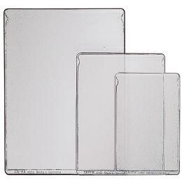 ELBA Ausweishülle, PVC, 1-fach, 0,15 mm, Format: 80 x 130 mm