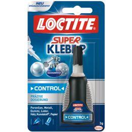 LOCTITE Superkleber Control, 3 g Flasche