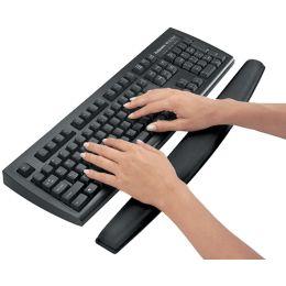 Fellowes Tastatur-Handgelenkauflage Memory Foam, schwarz