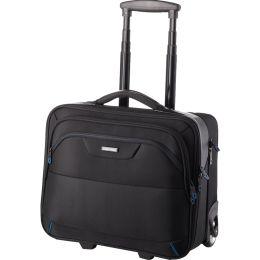 LiGHTPAK Business Notebook-Trolley BRAVO, Nylon, schwarz