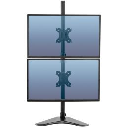 Fellowes TFT-/LCD-Doppel-Monitorarm Professional, Standfuß
