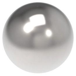 MAUL Neodym-Kugelmagnet, Durchmesser: 15 mm, nickel