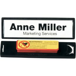 DURABLE Namensschild Clip-Card, mit Magnet, 67 x 17 mm