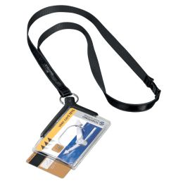 DURABLE Namensschilder CARD HOLDER DELUXE DUO