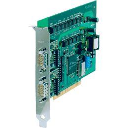 W&T Serielle 16C950 RS-232 PCI Karte, 2 Port