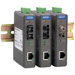 MOXA Industrial Ethernet Medien Konverter,ohne Alarmfunktion