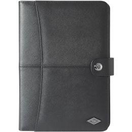 WEDO Tablet-PC Organizer Accento, A5, Kunstleder, schwarz