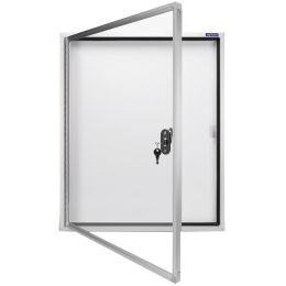 magnetoplan Schaukasten CC, 6 x DIN A4, Außen-/Innenbereich