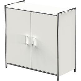 kerkmann Sideboard ARTLINE, 2 Ordnerhöhen, 2 Türen, weiß