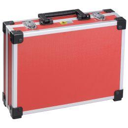allit Utensilien-Koffer AluPlus Basic, Größe: L, rot