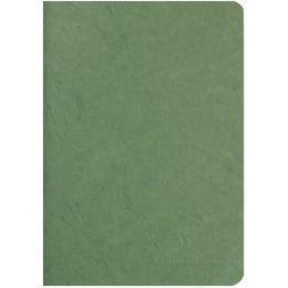 Clairefontaine Notizbuch AGE BAG, DIN A5, liniert, grün