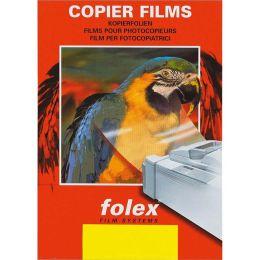 folex Kopierer-Folien X-10.0, DIN A4, 100 my