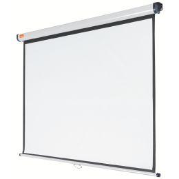 nobo Roll-Leinwand Standard, Maße: (B)1.750 x (H)1.325 mm