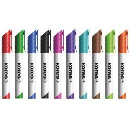 Kores Whiteboard- & Flipchart-Marker K MARKER, grün