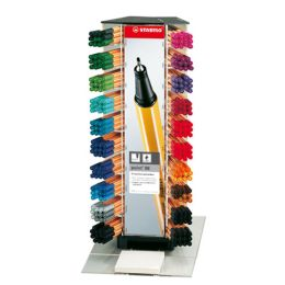 STABILO Fineliner point 88, 240er Kunststoff-Display