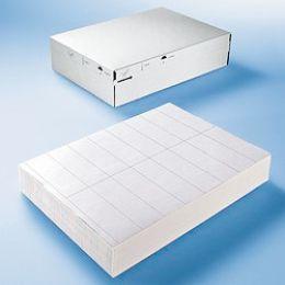 HERMA Universal-Etiketten DATAPRINT, 52,5 x 21,2 mm, weiß