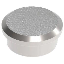 MAUL Neodym-Kraftmagnet, Durchmesser: 22 mm, nickel