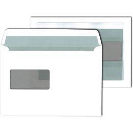 MAILmedia Schaufenster-Briefumschlag, C6/5, 114 x 229 mm