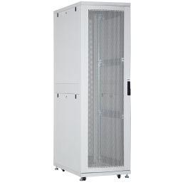 DIGITUS 19 Serverschrank Unique Serie, 42 HE, lichtgrau