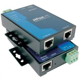 MOXA Serial Device Server, 2 Port, RS-232 und RS-422/485