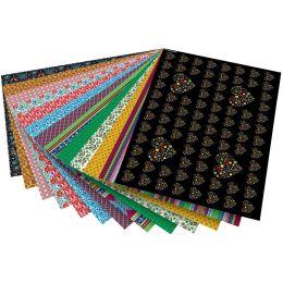 folia Motivkarton Folklore, 500 x 700 mm, 270 g/qm