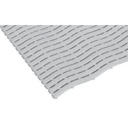miltex Arbeitsplatzmatte Yoga Spa Basic, 600 x 900 mm, weiß