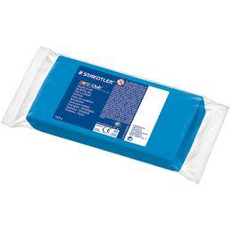 STAEDTLER Plastilin-Knete Noris, blau