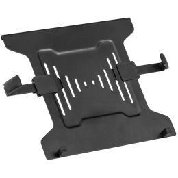 Fellowes Notebook-Plattform für Monitorarm, schwarz