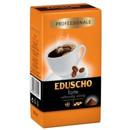 Eduscho Kaffee Forte vollmundig, gemahlen, 500 g