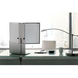 DURABLE Display-System SHERPA DESK CLAMP 10, Komplett-Set